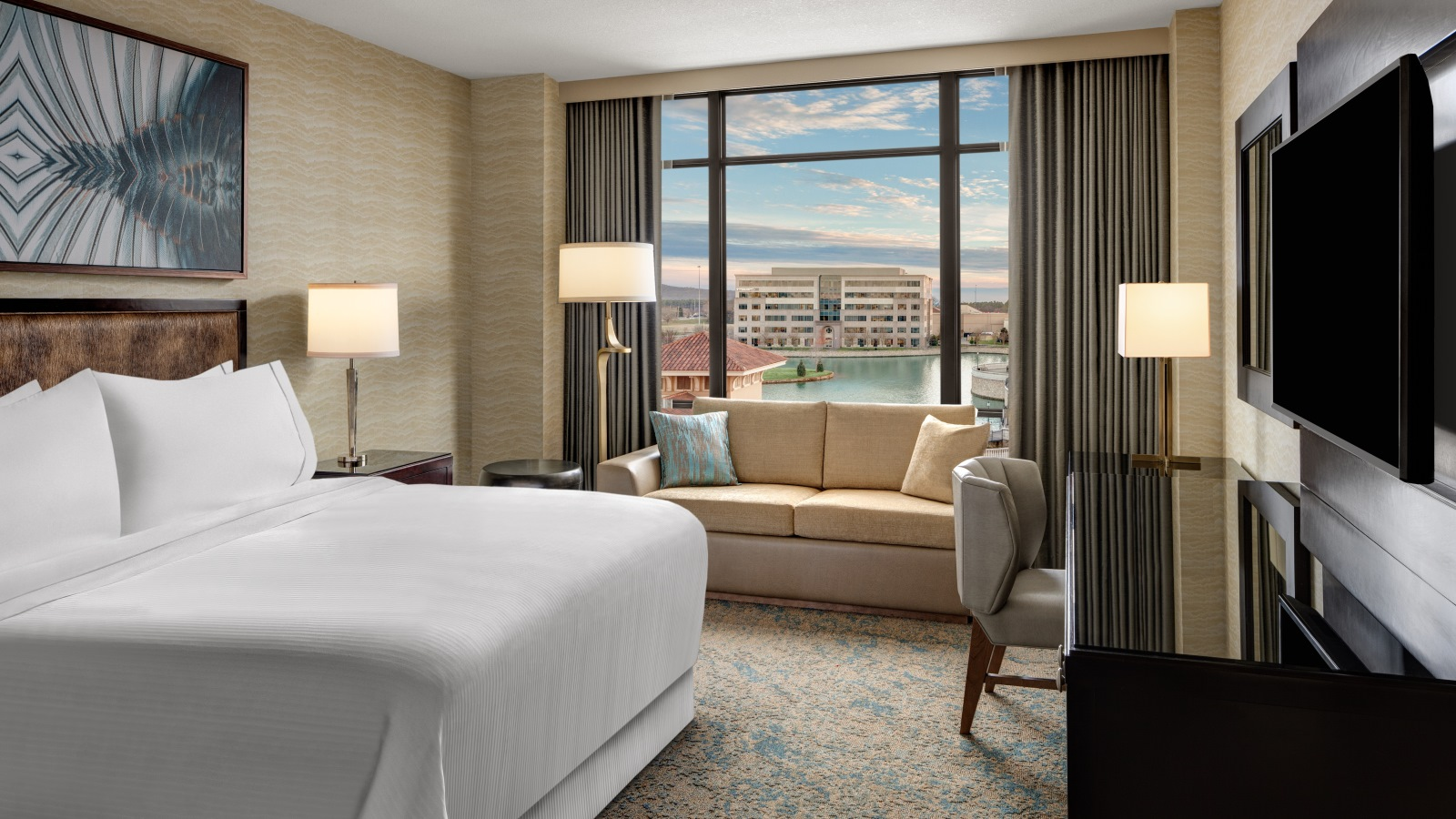 The Westin Huntsville | King Guest Room